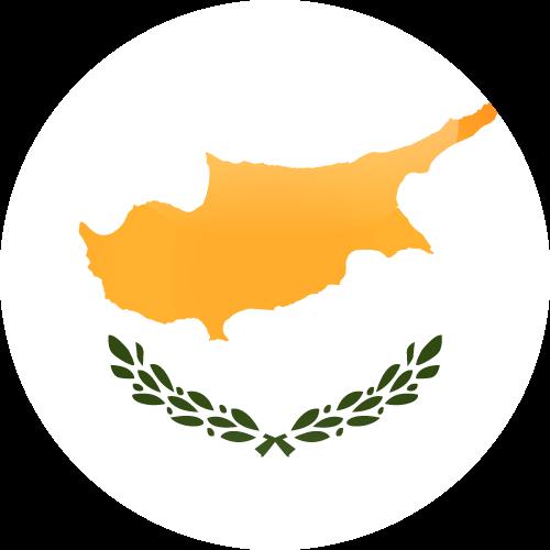Vector flag of Cyprus - Sphere