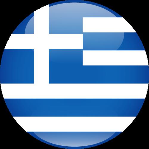 Vector flag of Greece - Sphere