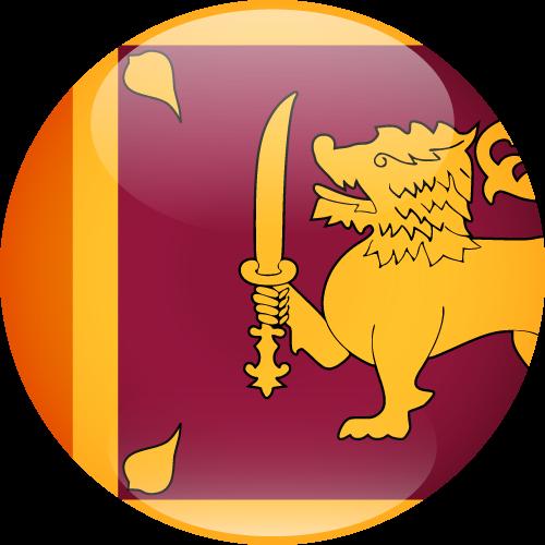 Vector flag of Sri Lanka - Sphere