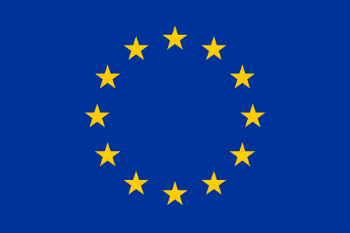 Vector flag of the European Union