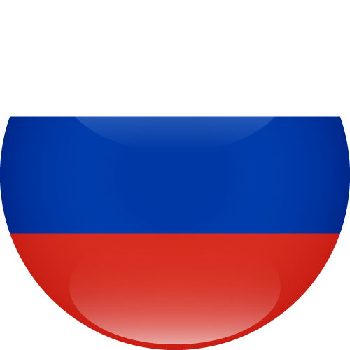 Vector flag of Russia - Sphere