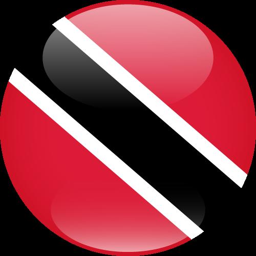 Vector flag of Trinidad and Tobago - Sphere