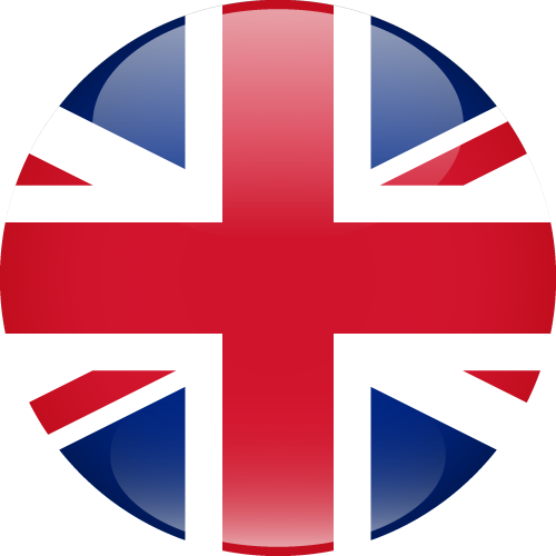 Vector flag of the United Kingdom - Sphere