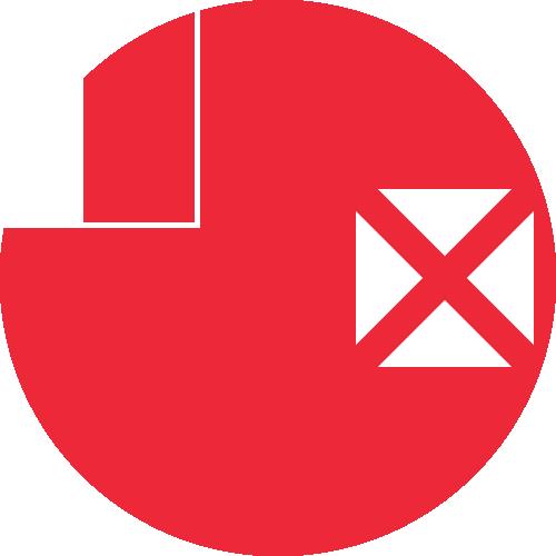 Vector flag of Wallis and Futuna - Circle